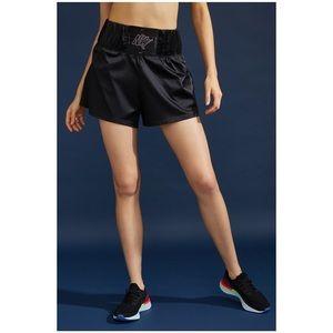 Nike Black Knockout High Waisted Shorts